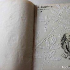Libros antiguos: REVISTA GRÀFICA EN EL V CENTENARI D'EN GUTENBERG. INSTITUT CATALÀ D'ARTS DEL LLIBRE. 1900 CANIVELL. Lote 61821556