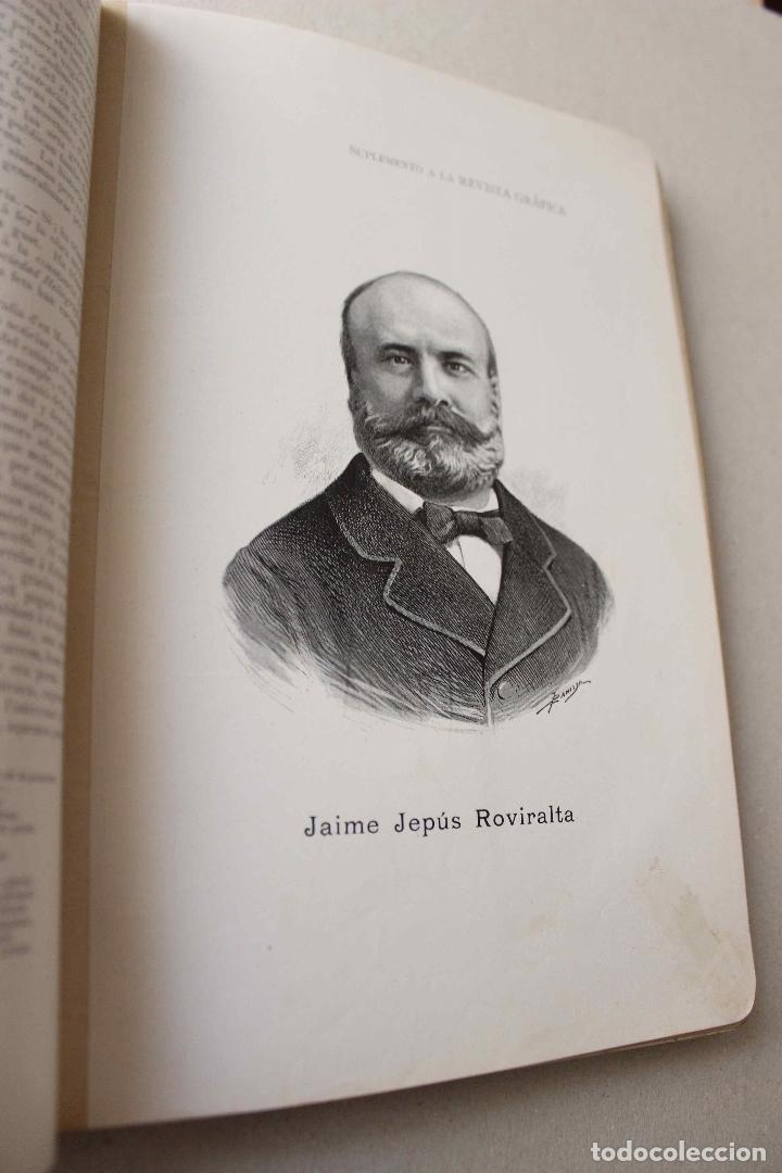 Libros antiguos: Revista Gràfica en el V centenari d'en Gutenberg. Institut Català d'Arts del Llibre. 1900 Canivell - Foto 9 - 61821556