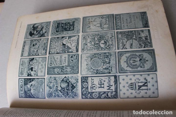 Libros antiguos: Revista Gràfica en el V centenari d'en Gutenberg. Institut Català d'Arts del Llibre. 1900 Canivell - Foto 10 - 61821556