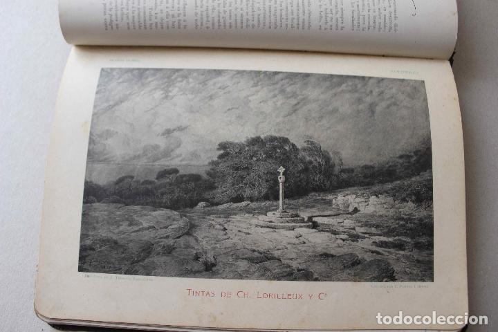 Libros antiguos: Revista Gràfica en el V centenari d'en Gutenberg. Institut Català d'Arts del Llibre. 1900 Canivell - Foto 13 - 61821556