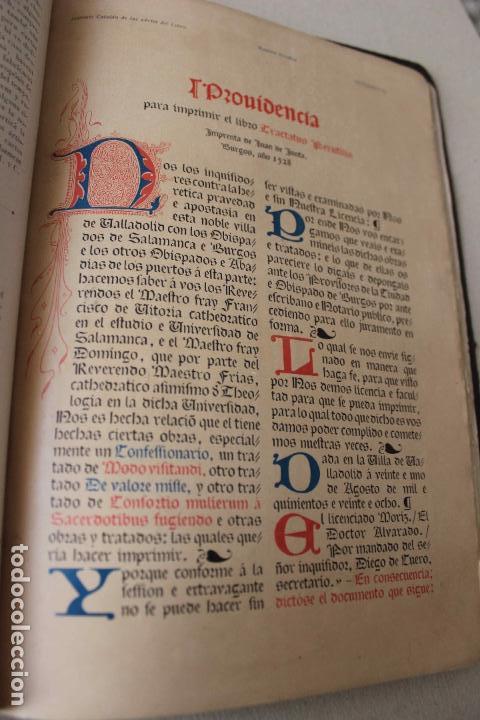 Libros antiguos: Revista Gràfica en el V centenari d'en Gutenberg. Institut Català d'Arts del Llibre. 1900 Canivell - Foto 17 - 61821556