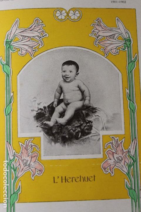 Libros antiguos: Revista grafica. Institut Català Arts del Llibre. 1901 num 419/1100. Canivell. Oliva de Vilanova - Foto 36 - 61851012