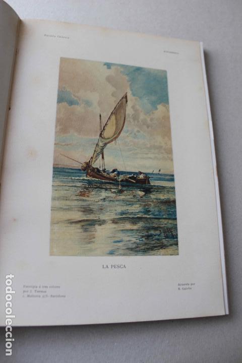 Libros antiguos: Revista grafica. Institut Català Arts del Llibre. 1901 num 419/1100. Canivell. Oliva de Vilanova - Foto 39 - 61851012