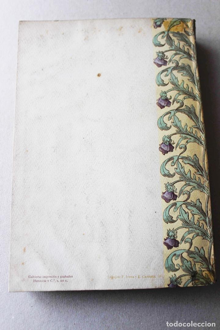 Libros antiguos: Revista grafica. Institut Català Arts del Llibre. 1901 num 419/1100. Canivell. Oliva de Vilanova - Foto 56 - 61851012