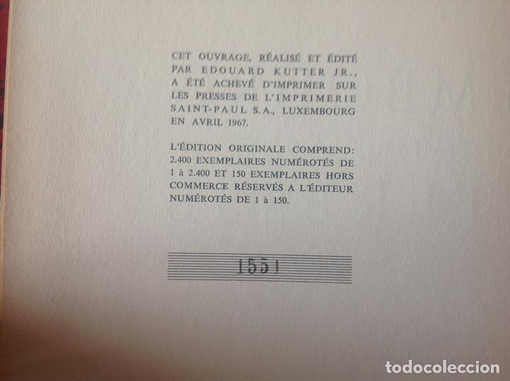 Libros antiguos: Luxembourg forteresse . Lote de tres libros . Luxemburgo . Numerado . Raro . - Foto 2 - 62230828