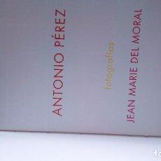 Libros antiguos: ANTONIO PEREZ APUNTES PARA UM RETRATO. Lote 63362464