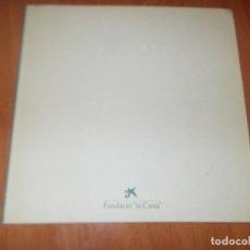 Libros antiguos: CATALOGO EL LIPSI PACO VACAS . Lote 65051043