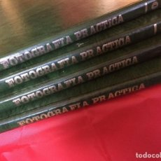 Libros antiguos: FOTOGRAFIA PRACTICA - OBRA COMPLETA EN 4 TOMOS - EDICIONES NUEVA LENTE.. Lote 66289022