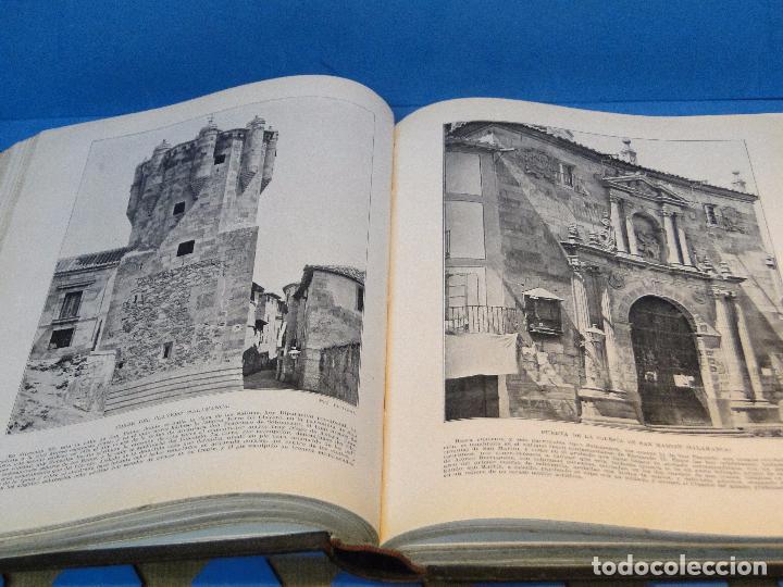 Libros antiguos: ESPAÑA ARTÍSTICA Y MONUMENTAL. (2 VOL. OBRA COMPLETA) - Foto 6 - 68575969