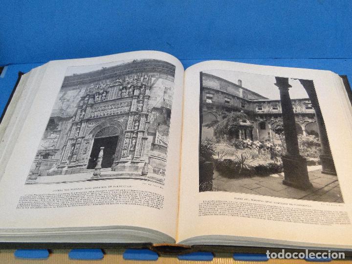 Libros antiguos: ESPAÑA ARTÍSTICA Y MONUMENTAL. (2 VOL. OBRA COMPLETA) - Foto 8 - 68575969