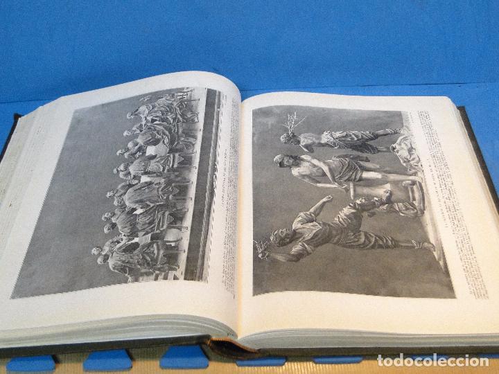 Libros antiguos: ESPAÑA ARTÍSTICA Y MONUMENTAL. (2 VOL. OBRA COMPLETA) - Foto 9 - 68575969
