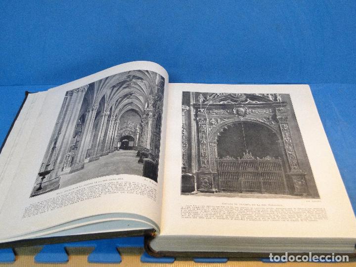 Libros antiguos: ESPAÑA ARTÍSTICA Y MONUMENTAL. (2 VOL. OBRA COMPLETA) - Foto 10 - 68575969