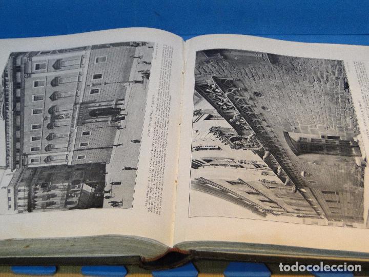 Libros antiguos: ESPAÑA ARTÍSTICA Y MONUMENTAL. (2 VOL. OBRA COMPLETA) - Foto 11 - 68575969