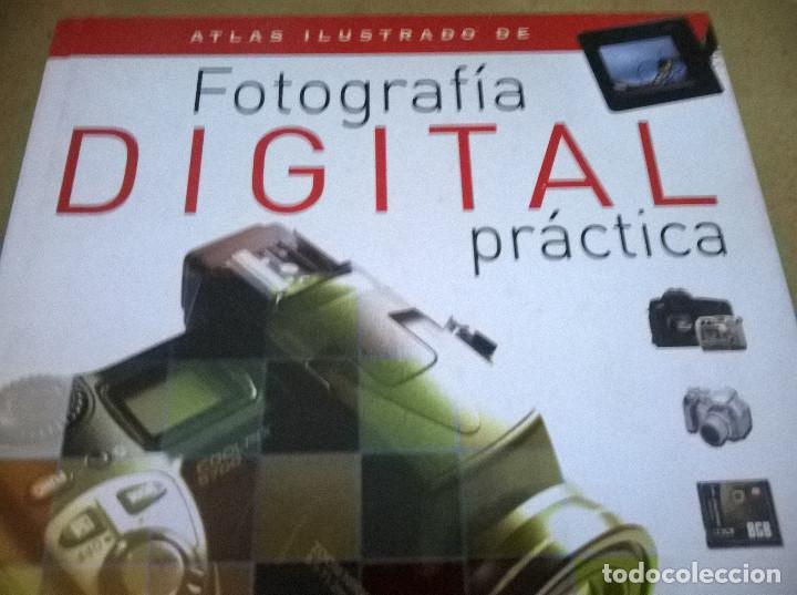 FOTOGRAFIA DIGITAL PRACTICA (Libros Antiguos, Raros y Curiosos - Bellas artes, ocio y coleccion - Diseño y Fotografía)