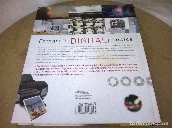 Libros antiguos: FOTOGRAFIA DIGITAL PRACTICA - Foto 2 - 70025305