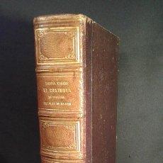 Libros antiguos: HISTOIRE ET ICONOGRAPHIE DES MOEURS, USAGES ET COSTUMES….ASIE. MERTENS. BRUXELLES. 1846.. Lote 70388077