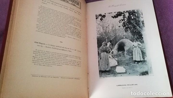 Libros antiguos: LA FOTOGRAFIA PRACTICA, REVISTA MENSUAL ILUSTRADA Y SUS APLICACIONES, JOSE BALTA DE CELA 1897 - Foto 3 - 71607031