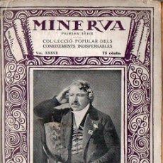 Libros antiguos: GARRIGA ROCA : MANIPULACIONS FOTOGRÀFIQUES (MINERVA, 1922). Lote 73521271