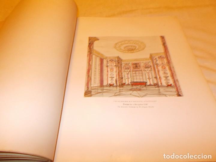 Libros antiguos: COLOURS SCHEMES For Modern Interiors With 120 designs in colour - Foto 4 - 75656551