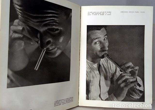 MODERN PHOTOGRAPHY (THE STUDIO ANNUAL) 1932. (MAN RAY, BILL BRANDT, A. KERTÉSZ, MOHOLY-NAGY, E. SOUG (Libros Antiguos, Raros y Curiosos - Bellas artes, ocio y coleccion - Diseño y Fotografía)