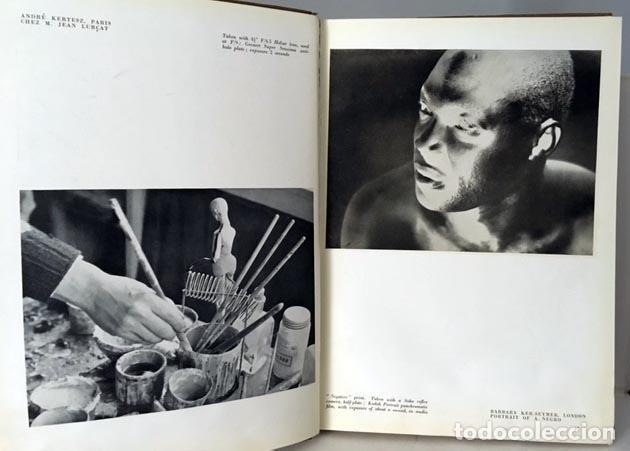 Libros antiguos: Modern Photography (The Studio Annual) 1932. (Man Ray, Bill Brandt, A. Kertész, Moholy-Nagy, E. Soug - Foto 3 - 79760093