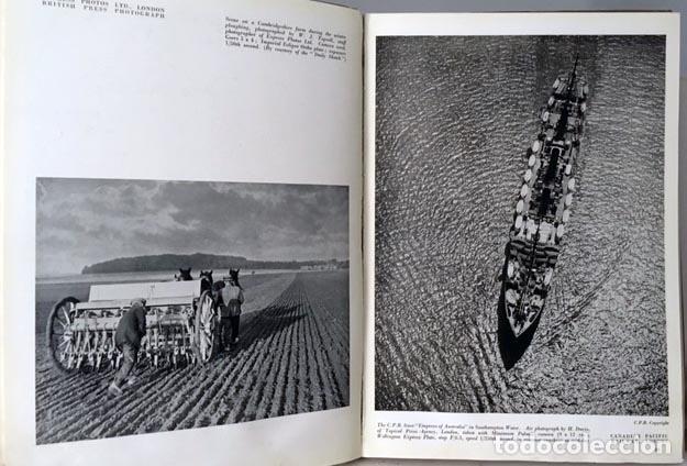 Libros antiguos: Modern Photography (The Studio Annual) 1932. (Man Ray, Bill Brandt, A. Kertész, Moholy-Nagy, E. Soug - Foto 4 - 79760093