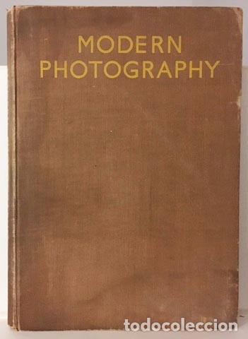 Libros antiguos: Modern Photography (The Studio Annual) 1932. (Man Ray, Bill Brandt, A. Kertész, Moholy-Nagy, E. Soug - Foto 5 - 79760093