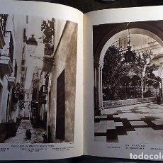 Libros antiguos: SEVILLA (CIRCA 1930) 230 FOTOS LÁMINAS (FOTOS BITONO DE ESPINOSA; GARZÓN; LOTY; SERRANO; ETC. . Lote 80825343
