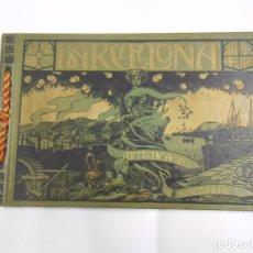 Libros antiguos: BARCELONA ARTISTICA E INDUSTRIAL. LUJOSO ALBUM DE FOTOGRAFIAS DE LA CIUDAD. 1911. TDKLT. Lote 82553740