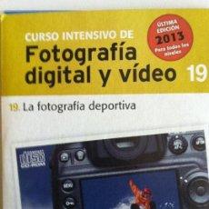 Libros antiguos: CURSO INTENSIVO FOTOGRAFIA DIGITAL Y VIDEO Nº 19 EL MUNDO. Lote 82626904