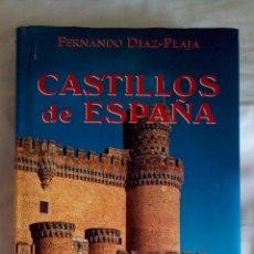 Libros antiguos: CASTILLOS DE ESPAÑA.FERNANDO DIAZ-PLAJA.. Lote 84722976