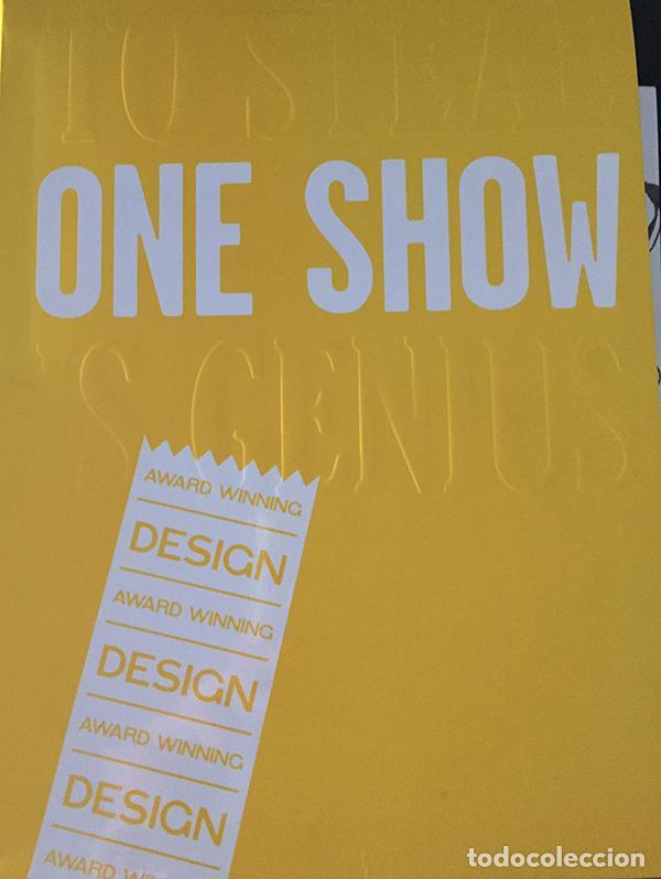 ONE SHOW DESIGN (Libros Antiguos, Raros y Curiosos - Bellas artes, ocio y coleccion - Diseño y Fotografía)