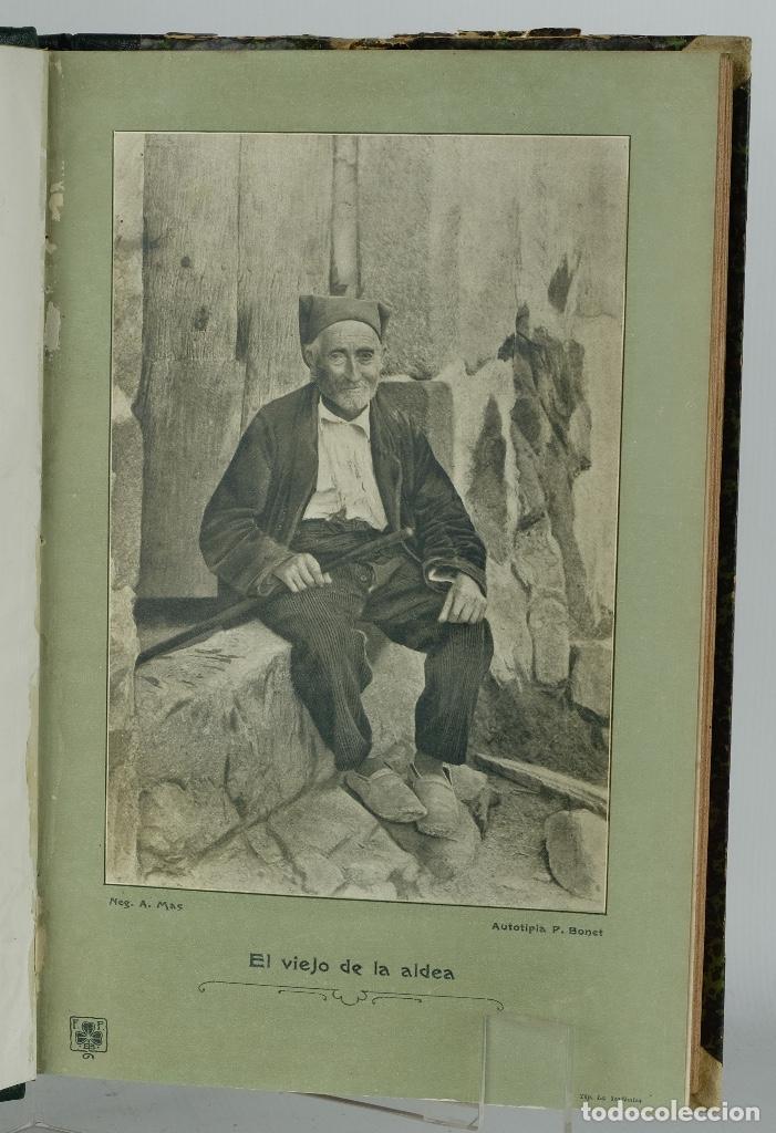 Libros antiguos: La fotografía práctica-Revista mensual ilustrada-J.Baltá de Cela-Volumen X año 1902 - Foto 5 - 87236784