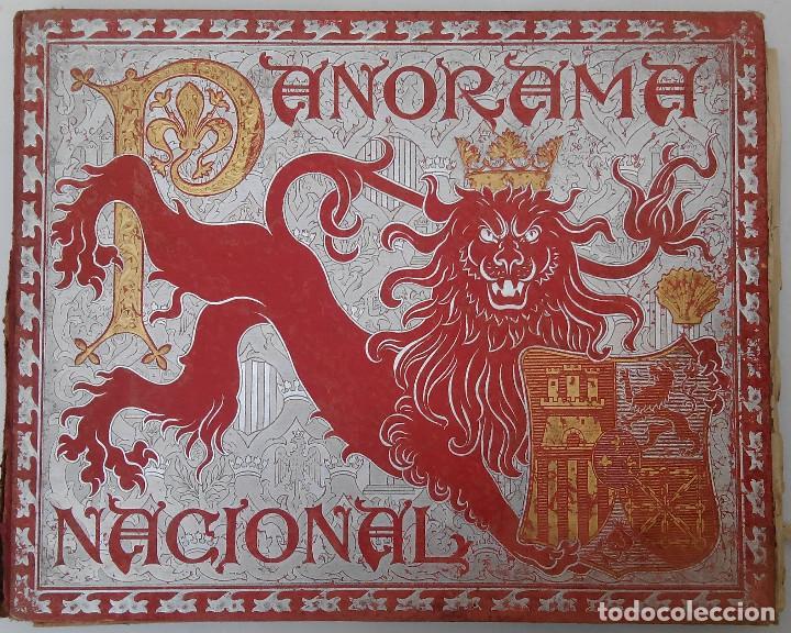 PANORAMA NACIONAL. TOMO I (Libros Antiguos, Raros y Curiosos - Bellas artes, ocio y coleccion - Diseño y Fotografía)