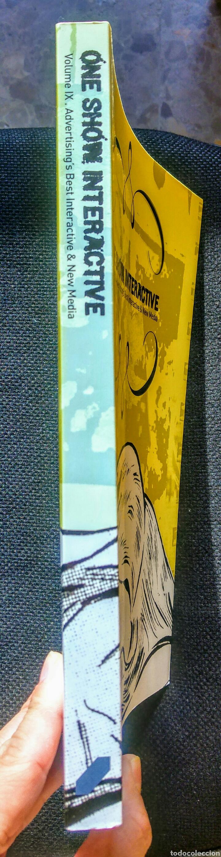 Libros antiguos: ONE SHOW INTERACTIVE VOL. 9 (2006) Libro de diseño publicidad y comunicación. Descatalogado. - Foto 3 - 90428749