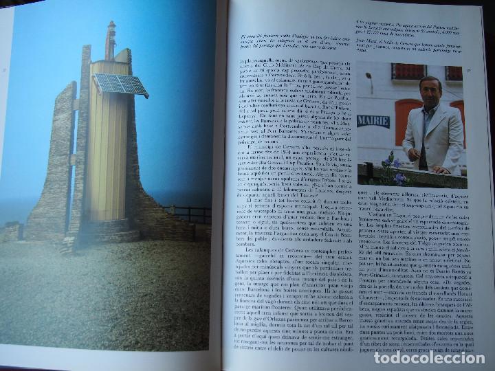 Libros antiguos: Xavier Febrés. El Pirineu frontera i porta de Catalunya. Fotos Jordi Gumí Edicions 62 - Foto 5 - 93169810