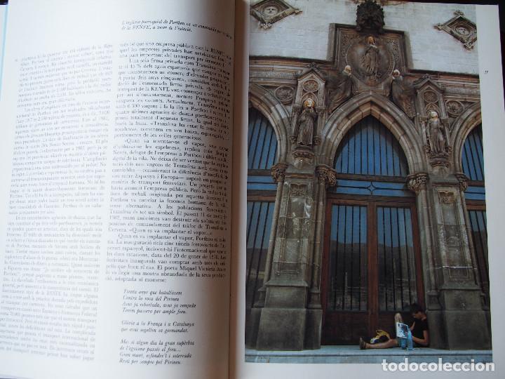 Libros antiguos: Xavier Febrés. El Pirineu frontera i porta de Catalunya. Fotos Jordi Gumí Edicions 62 - Foto 6 - 93169810