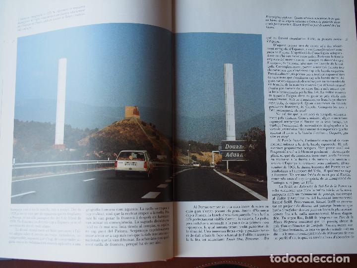 Libros antiguos: Xavier Febrés. El Pirineu frontera i porta de Catalunya. Fotos Jordi Gumí Edicions 62 - Foto 7 - 93169810