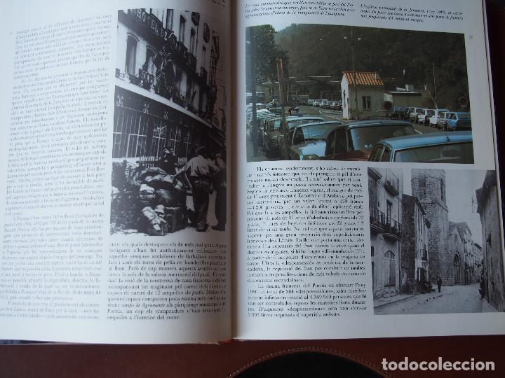 Libros antiguos: Xavier Febrés. El Pirineu frontera i porta de Catalunya. Fotos Jordi Gumí Edicions 62 - Foto 9 - 93169810