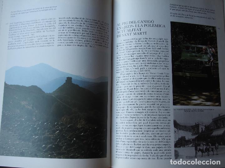 Libros antiguos: Xavier Febrés. El Pirineu frontera i porta de Catalunya. Fotos Jordi Gumí Edicions 62 - Foto 14 - 93169810