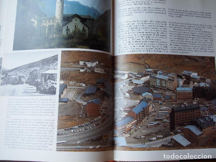 Libros antiguos: Xavier Febrés. El Pirineu frontera i porta de Catalunya. Fotos Jordi Gumí Edicions 62 - Foto 17 - 93169810