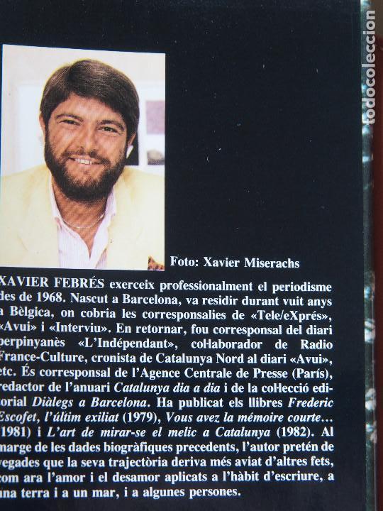 Libros antiguos: Xavier Febrés. El Pirineu frontera i porta de Catalunya. Fotos Jordi Gumí Edicions 62 - Foto 19 - 93169810