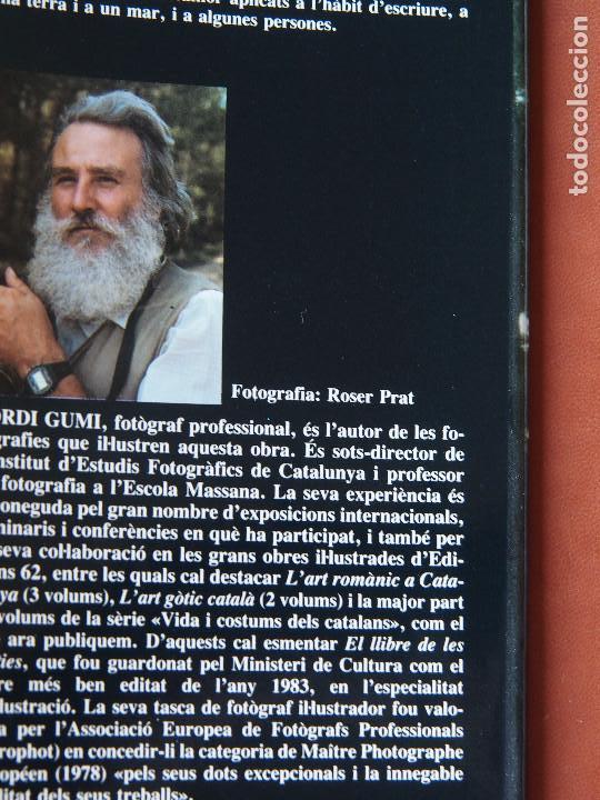 Libros antiguos: Xavier Febrés. El Pirineu frontera i porta de Catalunya. Fotos Jordi Gumí Edicions 62 - Foto 20 - 93169810
