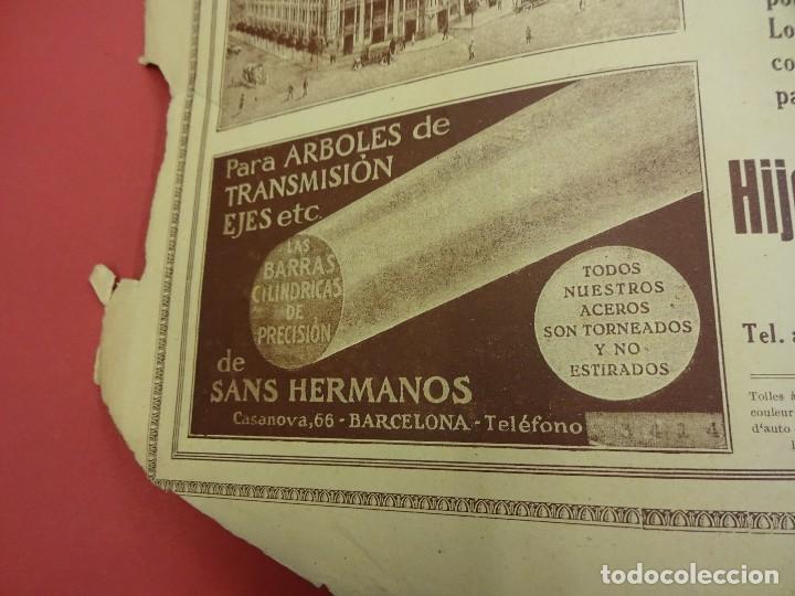 Libros antiguos: LAS MARAVILLAS DE ESPAÑA. Revista ilustrada trilingüe. Numero dedicado a Cataluña. Año 1929 - Foto 2 - 94403314