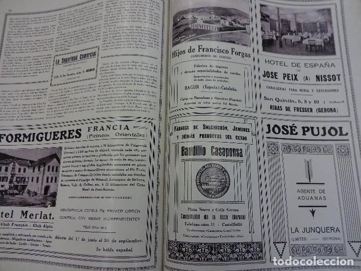 Libros antiguos: LAS MARAVILLAS DE ESPAÑA. Revista ilustrada trilingüe. Numero dedicado a Cataluña. Año 1929 - Foto 5 - 94403314