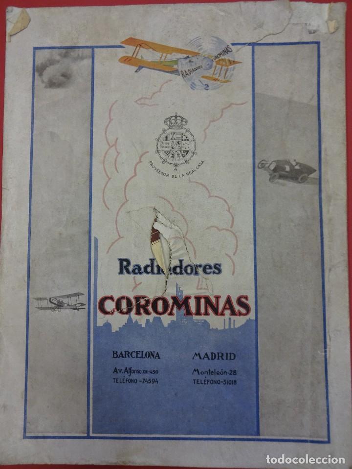 Libros antiguos: LAS MARAVILLAS DE ESPAÑA. Revista ilustrada trilingüe. Numero dedicado a Cataluña. Año 1929 - Foto 6 - 94403314