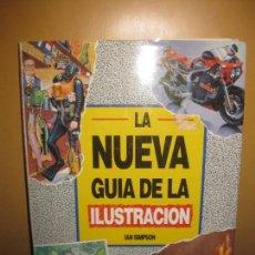 Libros antiguos: LA NUEVA GUIA DE LA ILUSTRACION. IAN SIMPSON. BLUME 1ª ED. 1994.. Lote 94624079
