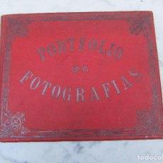 Libros antiguos: PORTAFOLIO DE FOTOGRAFIAS CIUDADES PAISES ETC DEL MUNDO 320 LAMINAS. Lote 98234499