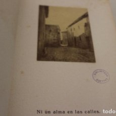 Libros antiguos: PRIMERA EDICIÓN DE EL CAMINO DE DON QUIJOTE POR JACCACI ; JAÉN. FOTOLIBRO 1915! ORIGINAL.. Lote 100622567