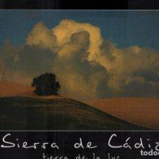 Libros antiguos: SIERRA DE CADIZ - TIERRA DE LA LUZ / MUNDI-2725 , BUEN ESTADO. Lote 101820899